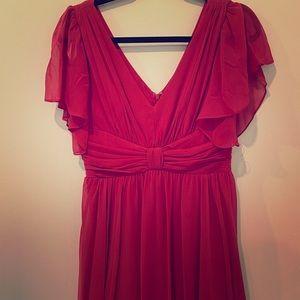 Lovely Fuchsia Cocktail Dress | size 6